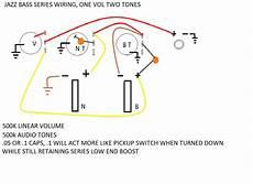 jazz series v t t splender wiring talkbass com
