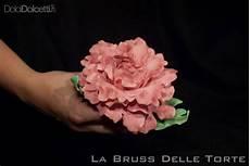 fiori di pasta di zucchero senza stini tutorial peonia in pasta di zucchero dolcidolcetti it