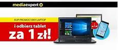 promocja na laptopy w media expert odbierz tablet lenovo