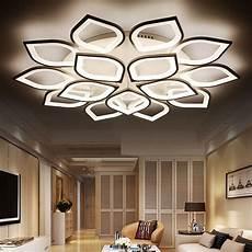 new acrylic modern led ceiling light for living room