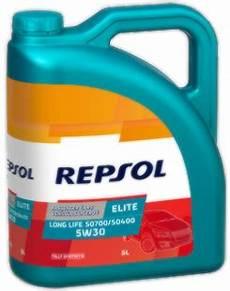vw 50700 longlife repsol elite ll 507 00 504 00 5w30 5l aceiteparamimotor