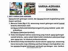Sebutkan Dan Jelaskan Bagian Bagian Dari Catur Dharma