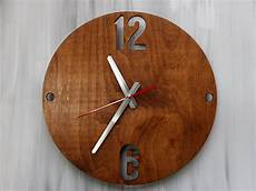 wall clock wood wall clocks wood wall clock rustic wall