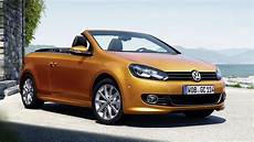 vw golf cabrio 2016 vw golf cabriolet with minor updates heads to