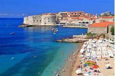 kroatien sandstrand cing los 6 mejores lugares para darse un trip en 2018