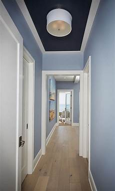 ceiling inset paint color is benjamin 1629 bachelor blue wall color appears to be