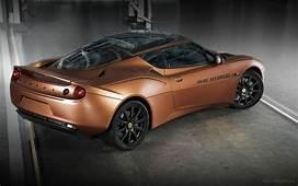 2010 Lotus Evora 414E Hybrid 2 Wallpaper  HD Car
