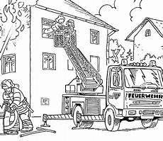 Malvorlagen Feuerwehr Einfach Feuerwehr Bilder Ausmalen Ausdrucken Vorlagen Zum