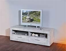 tv lowboard betonoptik 2 farben l brain 6 kaufen bei eh