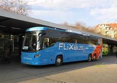 Ein Scania Touring L Flixbus Nach Erfurt Am Berliner