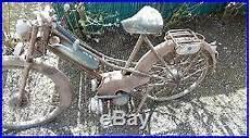 mobylette motobecane ancienne 1 ancienne mobylette peugeot bima bg a galet scooter