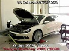 vw scirocco 2 0 tfsi chip tuning by allcartuning