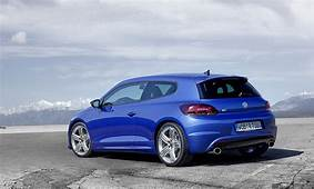 VW Scirocco R With 265HP 20 TSI Official Photos And