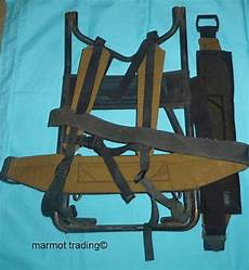 Frame Only For Sale by Kit Sa Army Sadf Pattern 83 Backpack H Frame Only