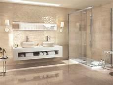 carrelage salle de bain travertin rev 234 tement de sol mur en gr 232 s c 233 rame effet marbre symphony