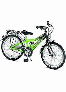puky fahrrad crusader alu 20 zoll kiwi schwarz puky mytoys