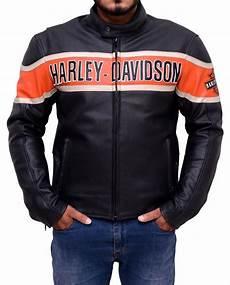 harley davidson biker leather jacket top jackets