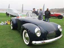 The Exceptionally Rare Rides Of Pebble Beach