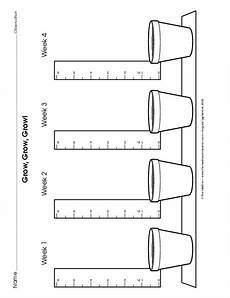 plants measurement worksheets 13586 measuring plant growth math and science plant growth chart plant growth plant science