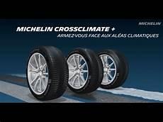 Pneu Michelin Crossclimate Feu Vert