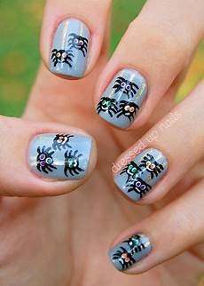 50 halloween nail art designs 2016 modern fashion blog