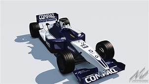 Williams  BMW FW23 Formula Car Detail Assetto