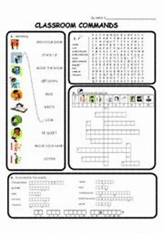 commands worksheet with answers 18713 exercises classroom commands