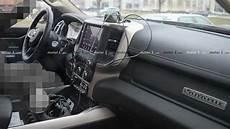 2020 dodge ram 2500 interior 2020 ram hd interior fully revealed in