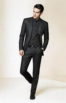 costume pour homme le costume gris anthracite homme en 40 photos