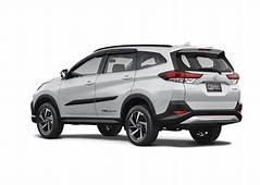2018 Toyota Rush Left Rear Three Quarters