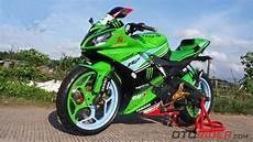 Modif Motor Sport Paling Keren by Kumpulan Modifikasi Motor Sport Yamaha Vs Honda Manakah