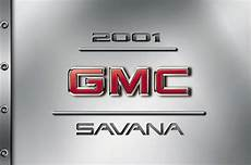 car owners manuals free downloads 2001 gmc sierra 3500 user handbook gmc savana 2001 owner s manual pdf download