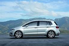 Vw Golf Sportsvan Concept Unveiled Is Actually The Golf