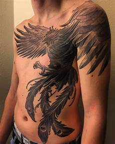 60 wonderful phoenix tattoos collection
