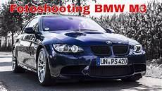 Bmw M3 E92 420 Ps Fotoshooting M 252 Nster Mit Chris