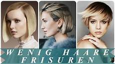 Frisuren Dünne Haare - die besten 20 ideen zu frisuren f 252 r wenig und d 252 nne haare