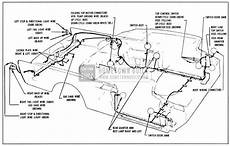 1958 buick wiring circuit diagram series 70 700