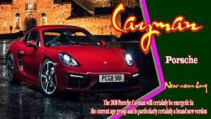 2020 Porsche Cayman  New Cars