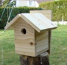 Construire Une Maison Pour Oiseaux En Bois Ventana