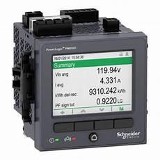 Schneider Pm8000 Energy Meter Series