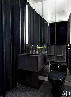 black bathroom ideas 10 small bathroom ideas to make your bathroom feel bigger architectural digest
