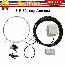 100khz 30mhz Loop Antenna Active Receiving by Slp 30 Loop Antenna 100khz 30mhz Active Receiving Antenna