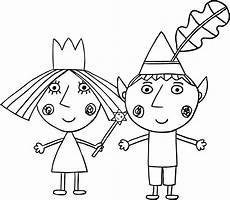 Ben Und Malvorlagen Novel Ben Und Hollys Kleines K 246 Nigreich Malvorlagen In 2020