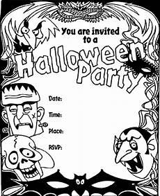 invitation coloring page crayola