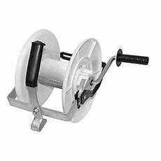 geared reel 3 1 for electric fence wire rope tape ebay