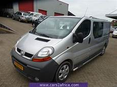 Renault Trafic Automatik - renault trafic 2 5 dci 64865 used available from stock