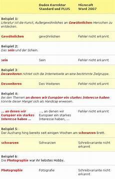 Duden Korrektor Die Duden Rechtschreibpr 252 Fung F 252 R