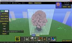 mcedit forester tutorial minecraft project