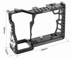 Smallrig 1815 Cage Sony Series by Smallrig A7 Cage For Sony A7 A7s A7r 1815