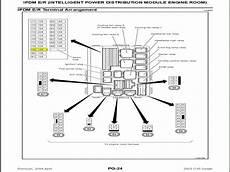 2007 Infiniti G35 Interior Fuse Box Diagram